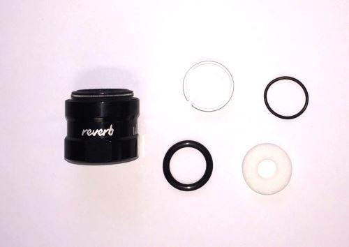 200 godzin / 1 rok zestawu serwisowego (w tym pierścień z pianki, wewnętrzna tuleja z uszczelkami i pierścienie uszczelniające) - Rev