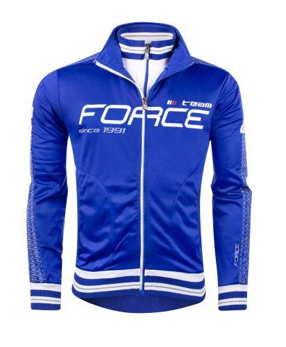 Bluza pełnometrażowa niebieska FORCE 1991