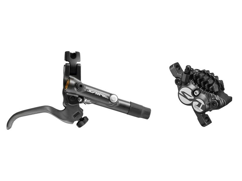 Brzdy Shimano Saint - BR-M820 - s chlazením - přední + zadní