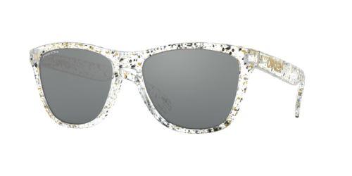 Brýle Oakley Frogskins Splatter Clear / Prizm Black
