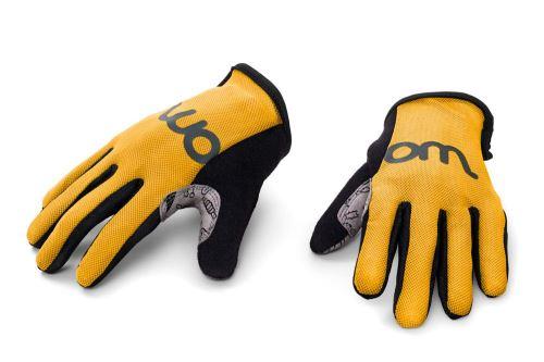 Dětské rukavice WOOM - žlutá - různé velikosti
