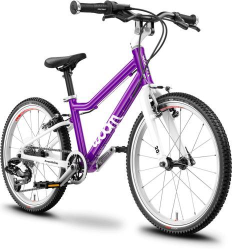 """Rower dziecięcy WOOM 4 - 20 """"- Różne kolory 2021"""