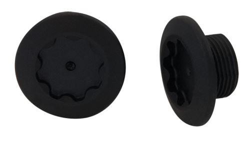 Pojistná plastová matice Shimano - 10mm