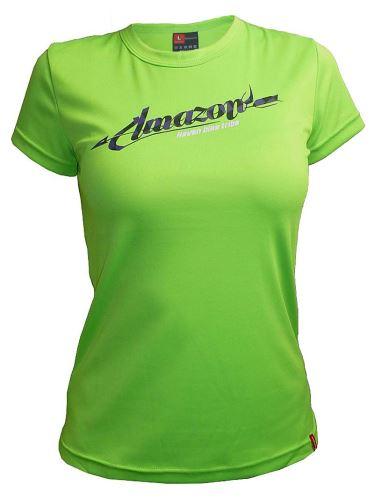 Damska koszulka HAVEN AMAZON zielono/fioletowa
