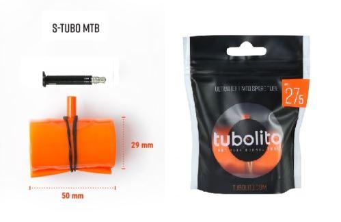 Duše Tubolito S-TUBO-MTB SV42, 27,5x1.8-2.4 - 44g, 1ks