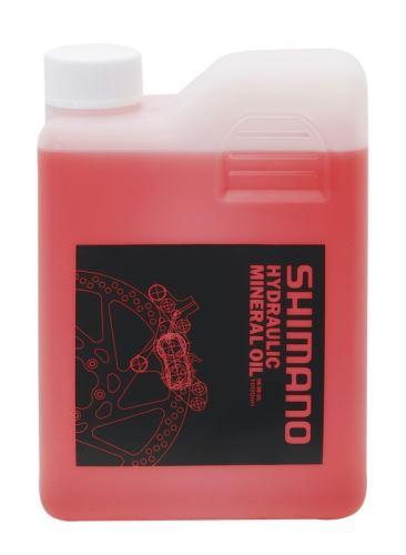 Olej mineralny SHIMANO mineralny DISK 1 litr SM-DB-OIL