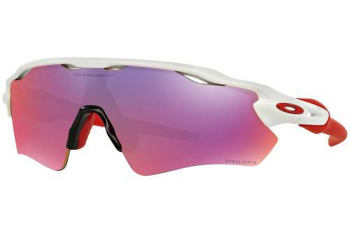 OAKLEY Glasses EV Path Pol White w / Prizm Road