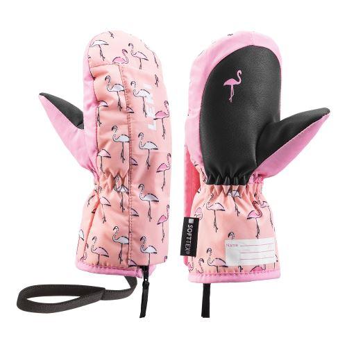 Rękawiczki dziecięce LEKI Little Flamingo Zap Mitt