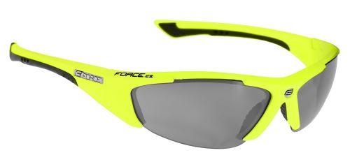 Okulary przeciwsłoneczne FORCE LADY, czarne szkło laserowe