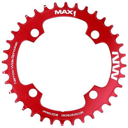 Převodník MAX1 Narrow Wide Červená 36z