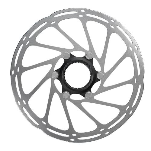 SRAM Centerline CenterLock Black Rounded Disc