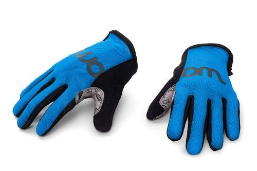 Dětské rukavice WOOM - Modrá - různé velikosti