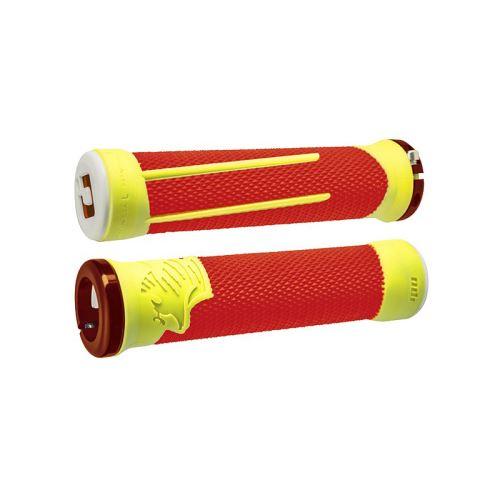 Uchwyty z blokadą pakietu bonusowego ODI AG-2 - Różne kolory