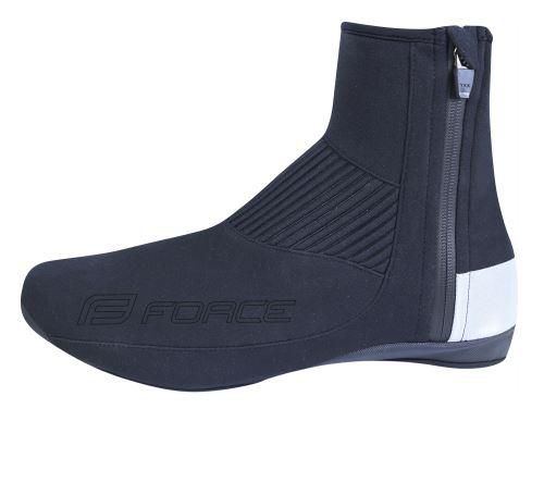 spodnie softshell FORCE SPRING, kolor czarny