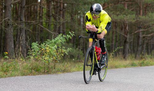 Relacja z najdłuższego triathlonu w Europie ULTRA 515 CZECH oczami Martina Vinara