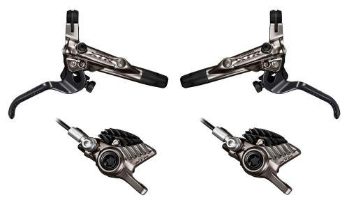 Kotučové brzdy Shimano XTR Trail BR-M9020 - přední + zadní