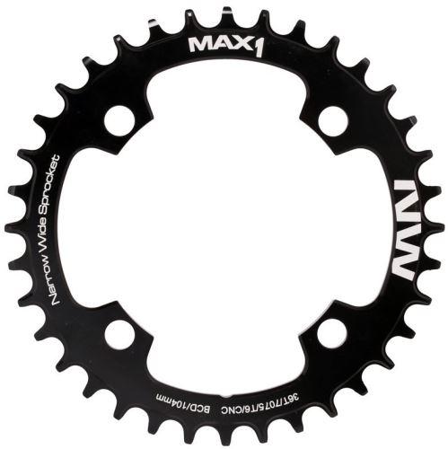 Nadajnik MAX1 wąski szeroki czarny