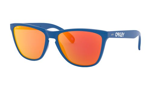 Brýle Oakley Frogskins 35th Primary Blue / PRIZM Ruby