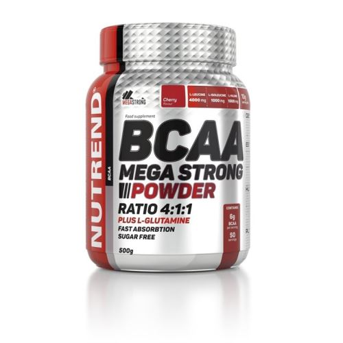 napój Nutrend BCAA Mega Strong Powder 500g - Różne smaki