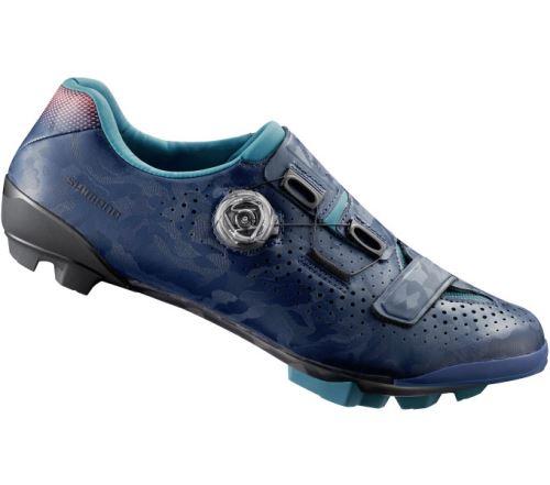 Dámská SHIMANO gravel obuv SH-RX800WN, námořní
