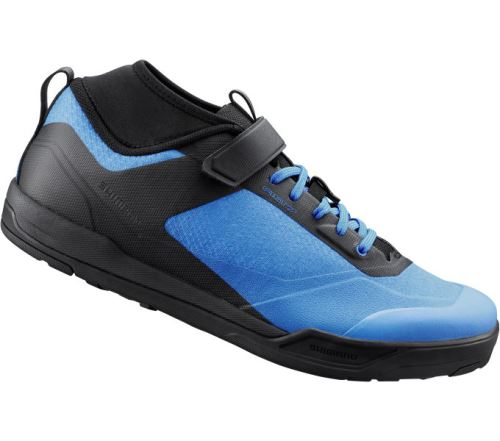 SHIMANO MTB obuv SH-AM702MB, modrá