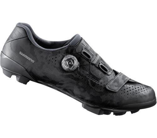 SHIMANO gravel obuv SH-RX800ML, černá