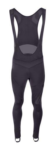 spodnie FORCE BRIGHT z szaklami bez wkładki, czarne