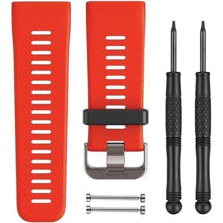 Garmin Řemínek pro vívoactive Optic Red (velikost L)