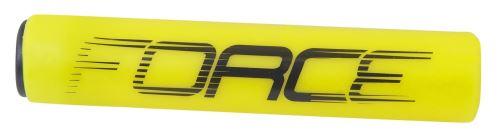Gripy - madla FORCE SLICK silikonová - balená - různé barvy