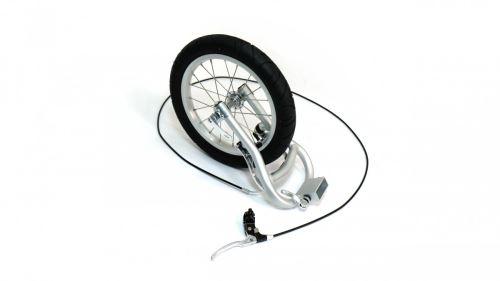 QERIDOO Příslušenství - Joggingové kolečko s brzdou pro starší modely - Sportrex, Kidgoo Speedkid