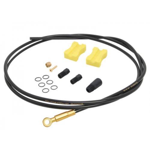 Brzdová hadička Shimano SM-BH90 - BR-M820 - SAINT - černá