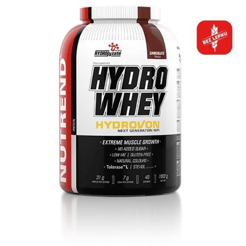 Drink Nutrend HYDRO WHEY 1600g - Różne smaki