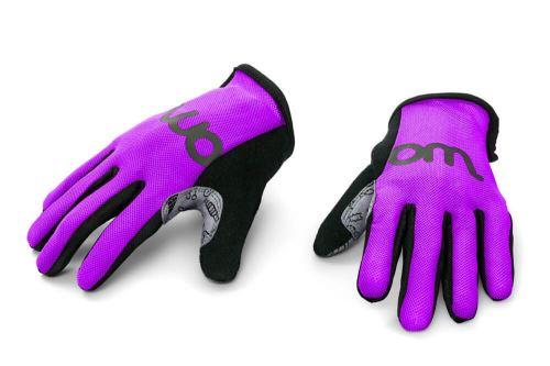 Dětské rukavice WOOM - Fialová - různé velikosti