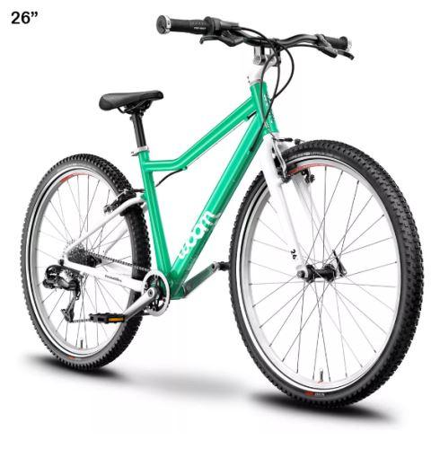 """Rower dziecięcy WOOM 6 - 26 """"- Różne kolory 2021"""