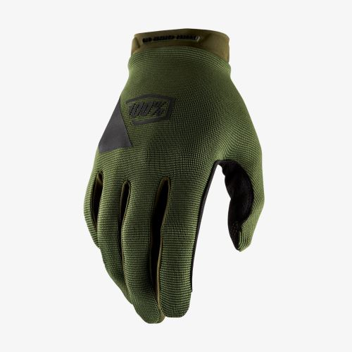 Rukavice 100% RIDECAMP Glove Fatigue