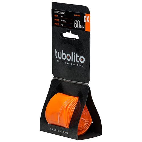 TUBOLITO TUBO-CX / GRAVEL 30-40mm - SV60 55g, 1szt
