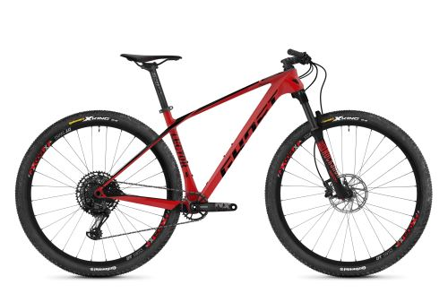 Horské kolo GHOST Lector 3.9 LC riot red / jet black 2019