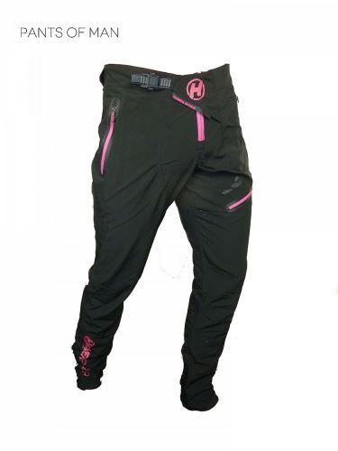 Kalhoty HAVEN Energizer Long black/pink - men/women