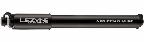 Pumpa Lezyne Gauge Drive HV černá M