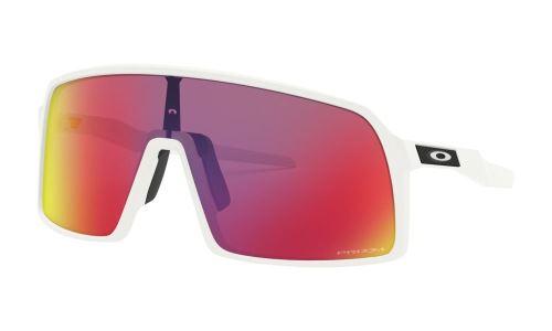 Brýle Oakley Sutro Matte White / PRIZM Road skla