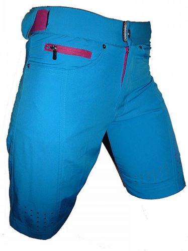 Damskie buty rowerowe HAVEN AMAZON niebieskie