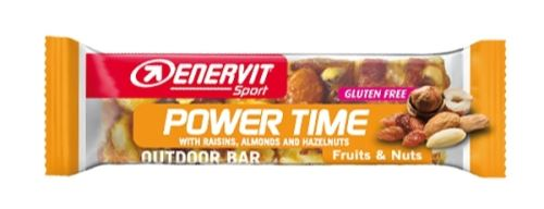 ENERVIT POWER TIME stick, nakrętka 35g + owoce