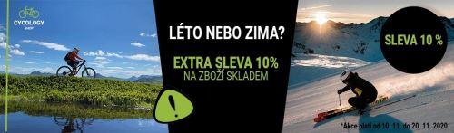 Extra sleva 10 % na zboží skladem