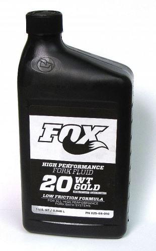 PŁYN DO OLEJU FOX 20WT GOLD 1L