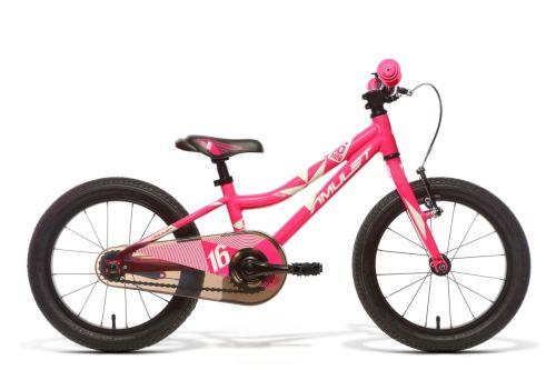 Rower dla dzieci Amulet Mini Lite 16 - Różne kolory, 2020