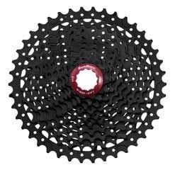 Kazeta Sunrace CS-Mx3 Black Chrome 10 11-42z