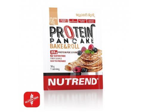 białkowe ciasteczka Nutrend 750g bez smaku