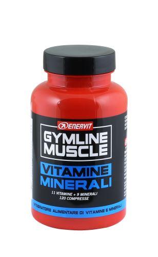 120 tabletek ENERVIT Tabletki Vitamine Minerali