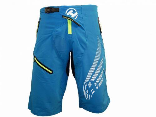 Męskie spodenki rowerowe HAVEN ENERGIZER niebieskie