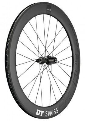 "Zadní kolo DT Swiss PRC 1400 Spline 65, 28""/18mm Carbon, 130/5mm QR"